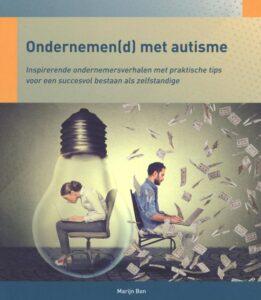 Voorkant boek Ondernemend met autisme